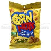 Corn Nuts Chile Picante con Limon Crunchy Corn Kernels, 4 Ounce -- 12 per case