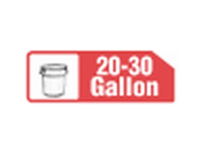 30X37 20 30 Gallon M/R Liner -- 20 Case -- 25 Count