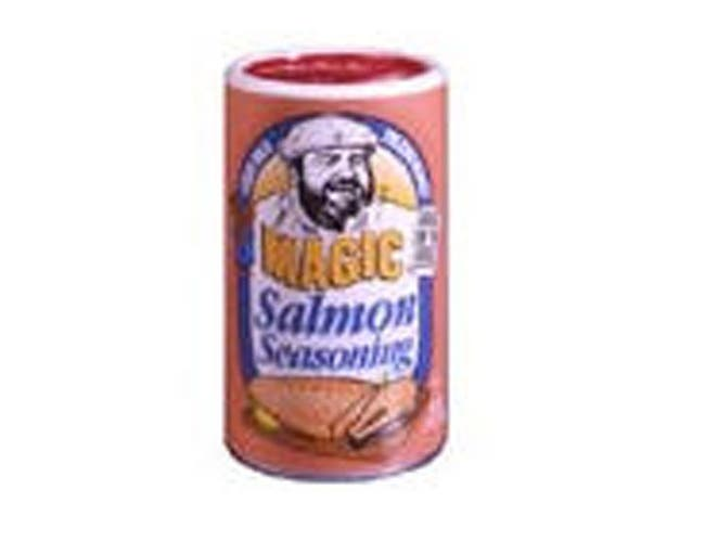 Chef Paul Prudhommes Salmon Magic - 7 oz. can, 6 per case