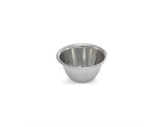 Vollrath Stainless Steel Gadroon Top Ice Bowl, 40 Ounce -- 12 per case.