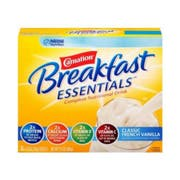 Nestle Carnation Instant Breakfast French Vanilla Beverage, 1.26 Ounce, 10 per pack -- 60 per case.
