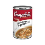 Campbells Condensed Old Fashion Vegetable Soup - 10.5 oz. can, 12 per case