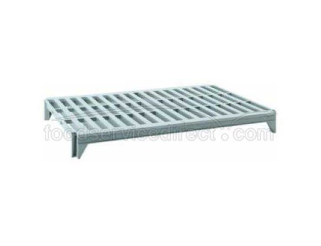 Speckled Gray Cambro Camshelving Vented Shelf Kit, 60 x 18 inch -- 1 each.