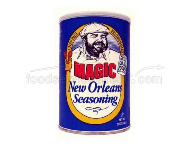 Chef Paul Prudhommes New Orleans Magic - 20 oz. can, 4 cans per case