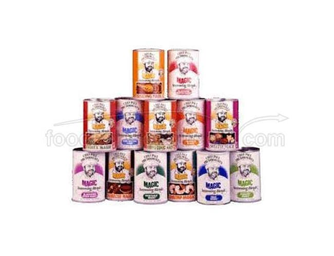 Chef Paul Prudhommes South of the Border Magic - 16 oz. can, 4 cans per case