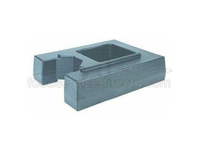 Slate Blue Cambro Riser Only for UC1000 Ultra Camtainer -- 1 each.