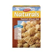 Malt O Meal Natural Toasted Wheat-Fuls Cereal, 24 Ounce -- 12 per case.
