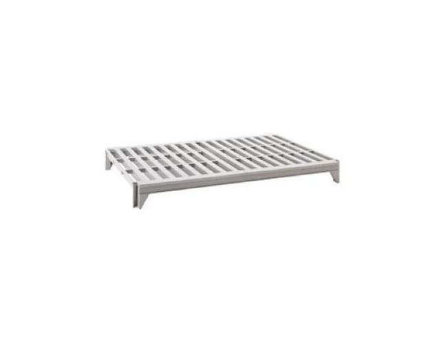 Speckled Gray Cambro Camshelving Vented Shelf Kit, 60 x 24 inch -- 1 each.