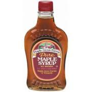 Maple Grove Farms Pure Dark Amber Syrup, 1.5 Ounce -- 60 per case.