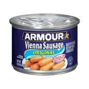 Armour Original Vienna Sausage, 9.25 Ounce -- 12 per case.