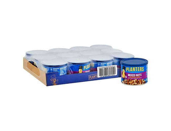 Planters Mixed Nut, 10.3 Ounce -- 12 per case.