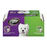 Cesar Canine Cuisine Top Sirloin and Grilled Chicken Food for Small Dogs, 3.06 Pound -- 2 per case.