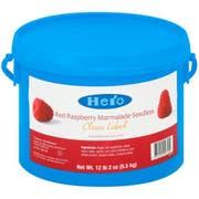 Hero Red Raspberry Marmalade Seedless Baking Jam, 12.12 Pound -- 1 each.