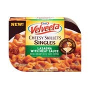 Velveeta Lasagna with Meat Sauce Cheesy Skillet Singles, 9 Ounce -- 6 per case.