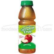 Floridas Natural Growers Pride Apple Juice, 10 Fluid Ounce -- 12 per case.