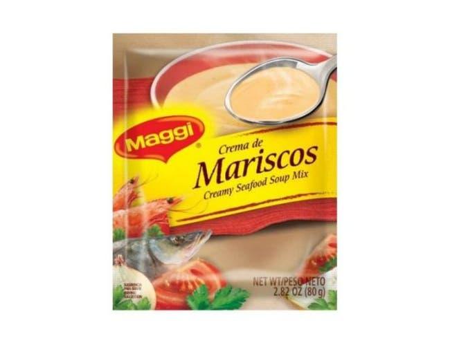 Maggi Creamy Seafood Soup Mix, 2.82 ounce -- 48 per case
