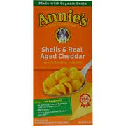 Shells and Real Aged Wisconsin Cheddar Macaroni and Cheese, 6 Ounce -- 12 per case