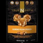 True North Almond Pecan Crunch Snacks, 5 Ounce -- 6 per case.