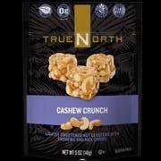 True North Cashew Crunch Snacks, 5 Ounce -- 6 per case.