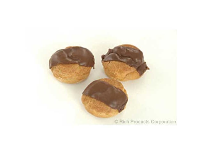 Rich Mothers Kitchen Network Style Iced Eclair, 7.98 Ounce -- 12 per case.