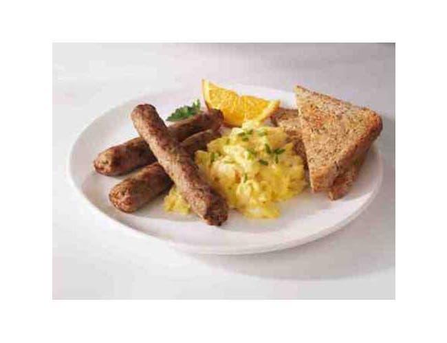 Carolina Breakfast Turkey Sausage Link - Ready To Cook, 10 Pound -- 1 each.