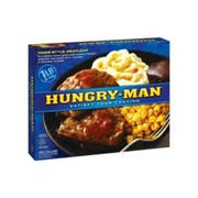 Hungry Man Meatloaf, 16.5 Ounce -- 8 per case.