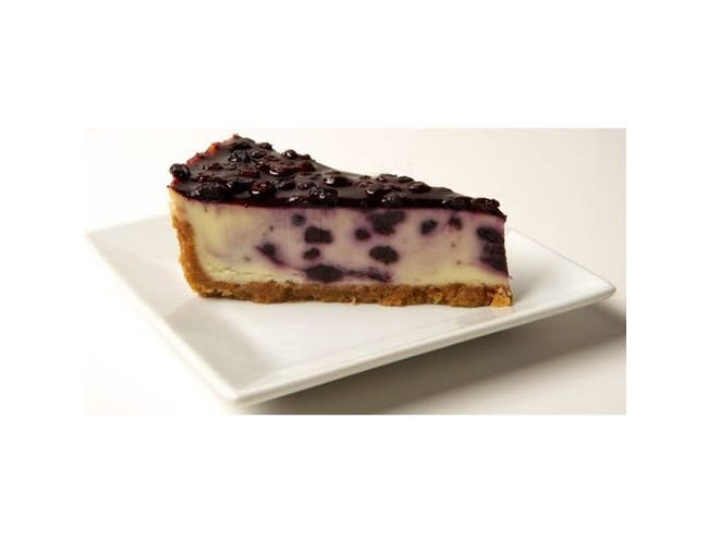 Mikes Pies 10 Inch Blueberry Cheesecake, 4 Pound -- 2 per case