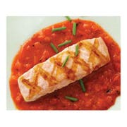 Cuisine Solutions Grilled Salmon, 5 Ounce -- 7 per case.