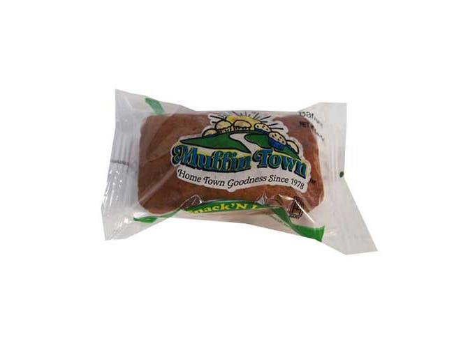 Muffin Town Banana Snack n Loaves, 2 Ounce -- 72 per case.