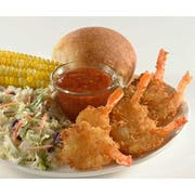 Empires Treasure Clean Tail Butterfly Shrimp, 3 Pound -- 4 per case.