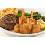 Empires Treasure 12/15 Clean Tail Butterfly Breaded Shrimp, 3 Pound -- 4 per case.