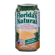 Floridas Natural Premium Orange Juice, 11.5 Ounce -- 24 per case.