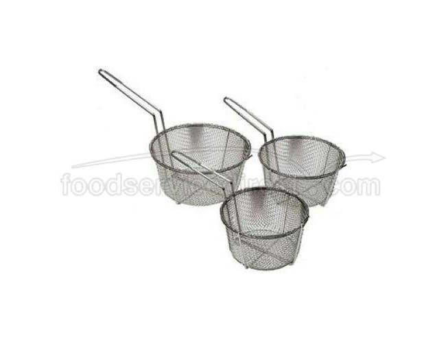 Update International Round Wire Fry Basket, 11 1/2 inch -- 1 each.