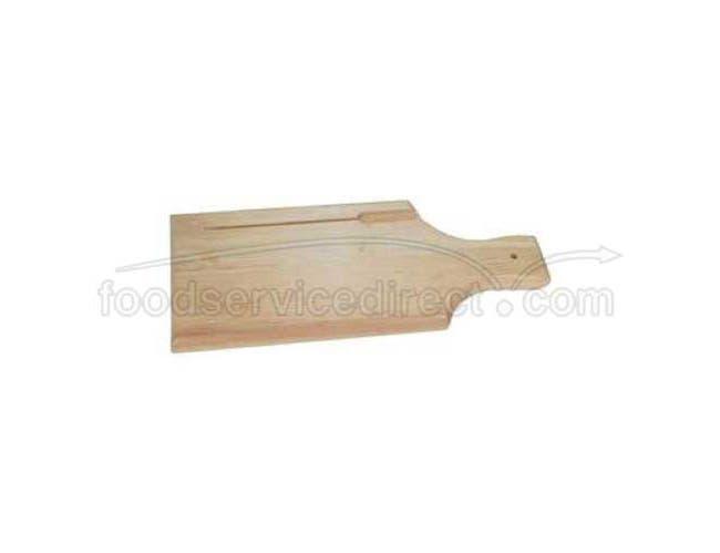 Update International Wooden Bread Board, 3/4 inch Thickness -- 1 each.