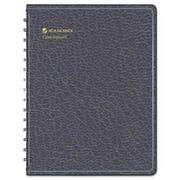 AT-A-GLANCE Undated Class Record Book, 10 7/8 x 8 1/4, Black
