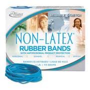 Alliance Antimicrobial Non-Latex Rubber Bands, Sz. 33, 3-1/2 x 1/8, .25lb Box
