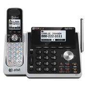 AT and T TL88102 Cordless Digital Answering System, Base and Handset