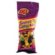 Kars Nuts Caddy, Sweet N Salty Mix, 2oz Packets, 24/Box