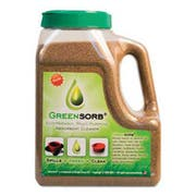 GreenSorb Eco-Friendly Sorbent, Clay, 4 lb Shaker Bottle
