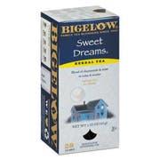 Bigelow Single Flavor Tea, Sweet Dreams, 28/Box