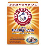 Arm and Hammer Baking Soda, 1lb Box, 24/Carton
