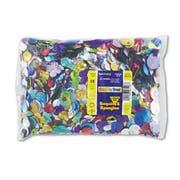Creativity Street Sequins & Spangles Classroom Pack, Assorted Metallic Colors, 1 lb/Pack