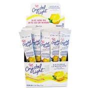Crystal Light Flavored Drink Mix, Lemonade, 30 .17oz Packets/Box