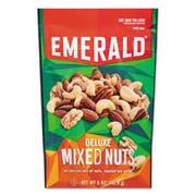 Emerald Mixed Nuts, 5 oz Pack, 6/Carton