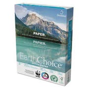 Domtar EarthChoice Office Paper, 92 Brightness, 20lb, 8-1/2 x 11, White, 5000/Carton