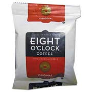 Eight OClock Original Ground Coffee Fraction Packs, 1.5oz, 42/Carton