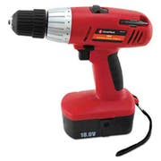 Great Neck Great Neck 18 Volt 2 Speed Cordless Drill, 3/8 inch Keyless Chuck