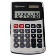 Innovera Handheld Calculator, 8-Digit LCD