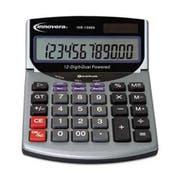 Innovera Dual Power 12-Digit LCD Display Profit Analyzer Calculator, 1.77 x 6.7 x 12.99 Inch -- 1 each