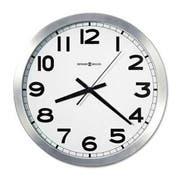 Howard Miller Round Wall Clock, 15-3/4 inch